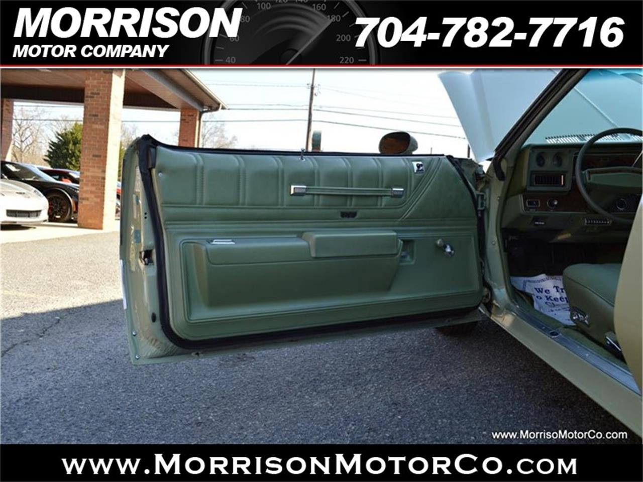 Large Picture of '74 Monte Carlo - $19,900.00 Offered by Morrison Motor Company - PEZN