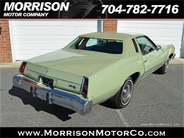 Picture of 1974 Chevrolet Monte Carlo located in North Carolina Offered by Morrison Motor Company - PEZN