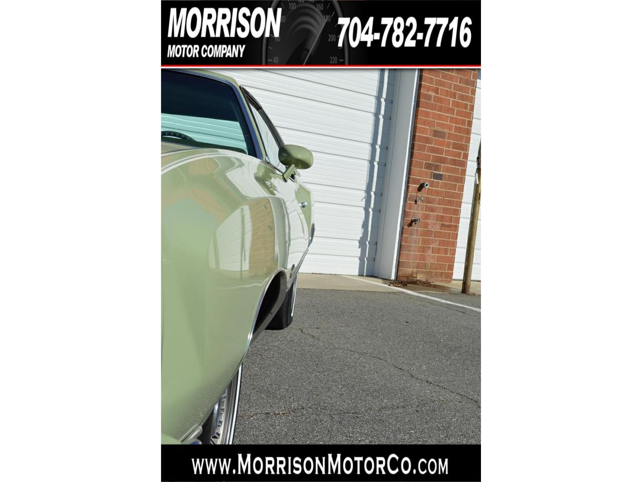 Large Picture of '74 Chevrolet Monte Carlo located in North Carolina - PEZN