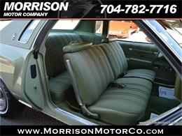 Picture of 1974 Chevrolet Monte Carlo located in North Carolina - $19,900.00 Offered by Morrison Motor Company - PEZN