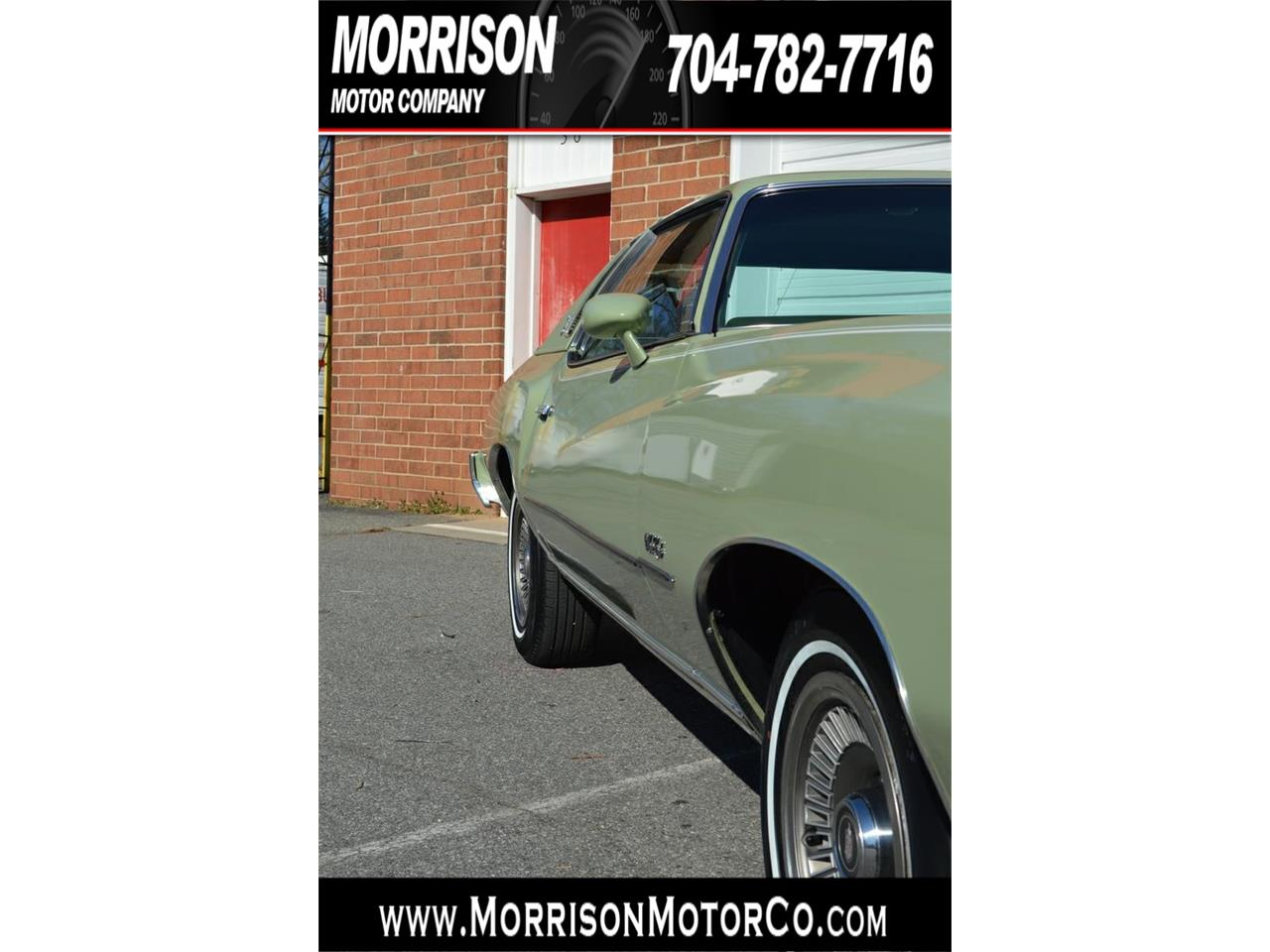 Large Picture of 1974 Chevrolet Monte Carlo located in North Carolina - $19,900.00 Offered by Morrison Motor Company - PEZN