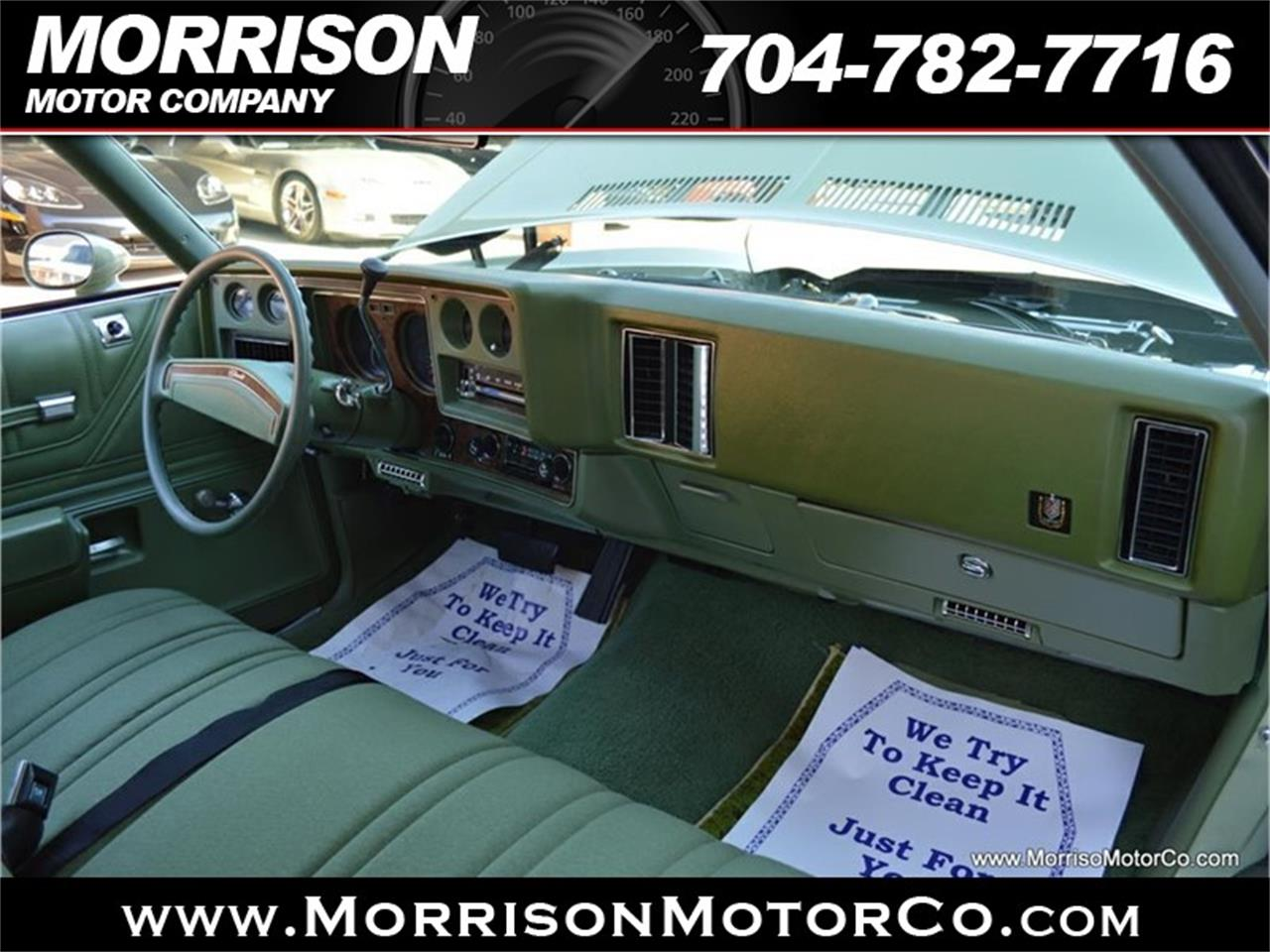 Large Picture of 1974 Chevrolet Monte Carlo located in Concord North Carolina Offered by Morrison Motor Company - PEZN