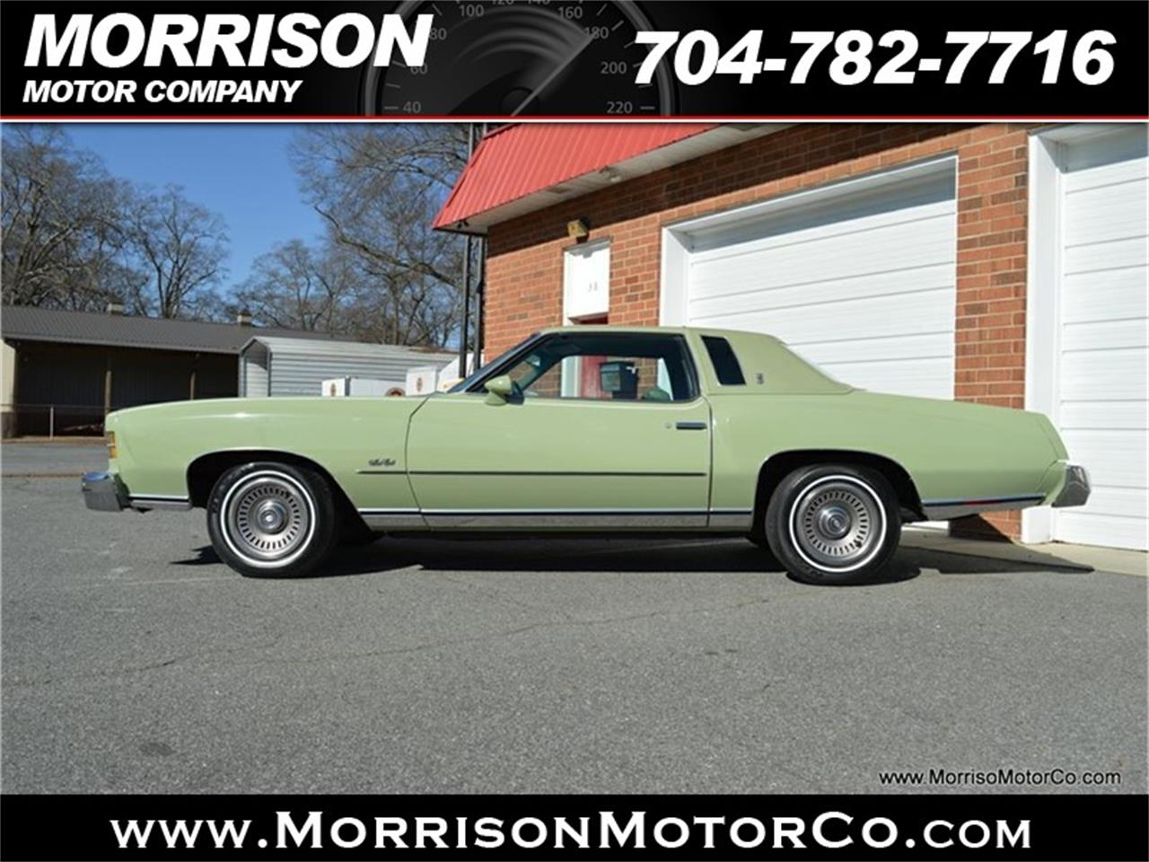 Large Picture of 1974 Monte Carlo - $19,900.00 - PEZN