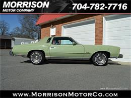 Picture of '74 Chevrolet Monte Carlo located in North Carolina Offered by Morrison Motor Company - PEZN