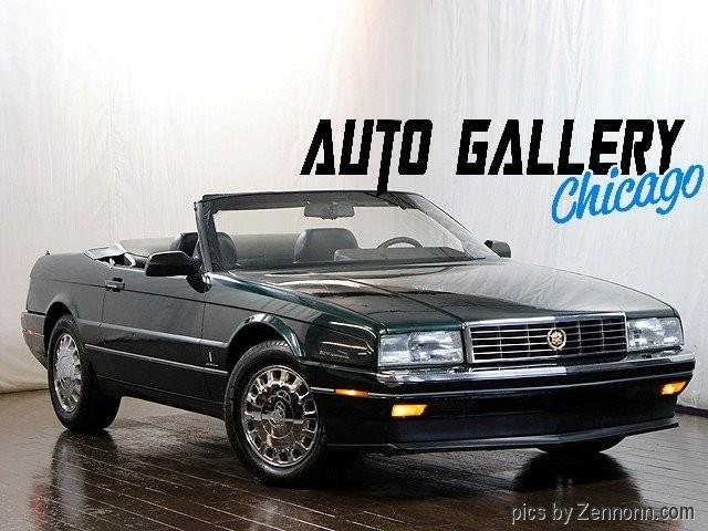 Picture of 1993 Cadillac Allante located in Addison Illinois - PEZQ