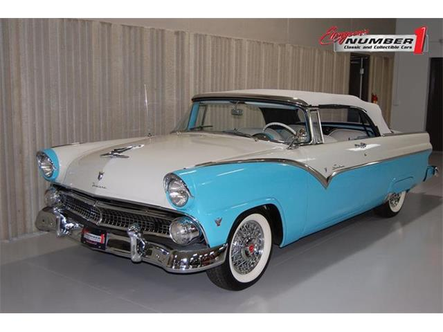 Picture of '55 Ford Sunliner - PEZR