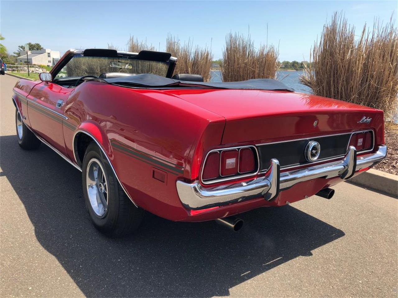 Large Picture of '72 Mustang - PEZW