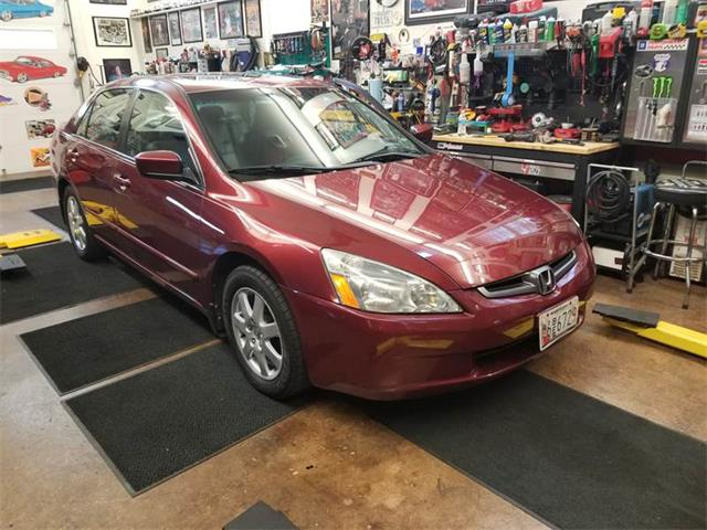 Picture of '05 Honda Accord located in Maryland - PF02