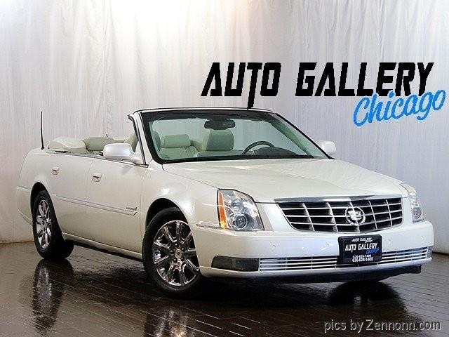 Picture of 2008 Cadillac DTS located in Illinois Offered by  - PF07