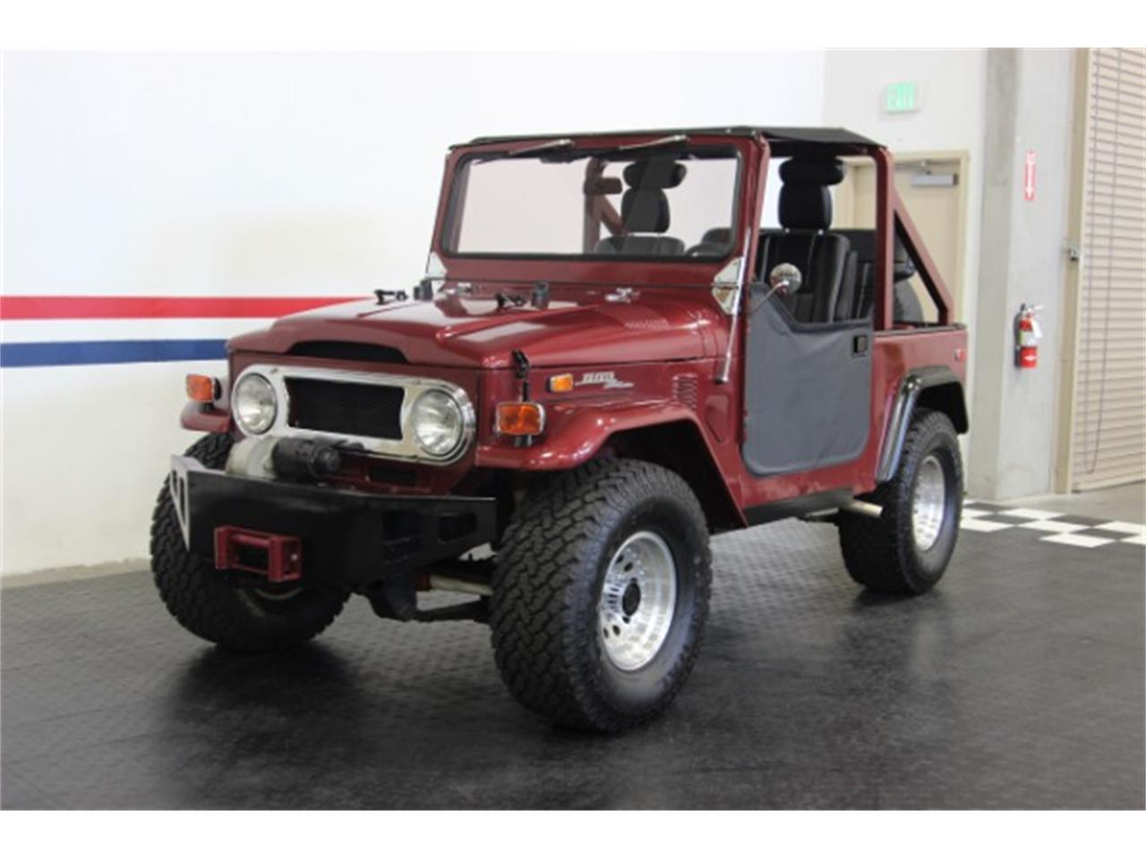 Large Picture of '72 Land Cruiser FJ - PF0J