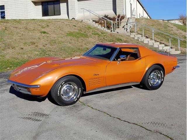 Picture of '72 Corvette - PF0S