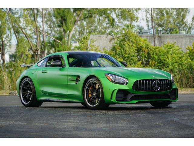 Picture of '18 AMG located in Miami Florida Offered by  - PF1B