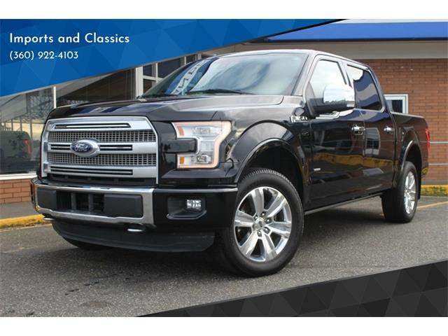 Picture of 2016 Ford F150 - $35,999.00 Offered by  - PF1K