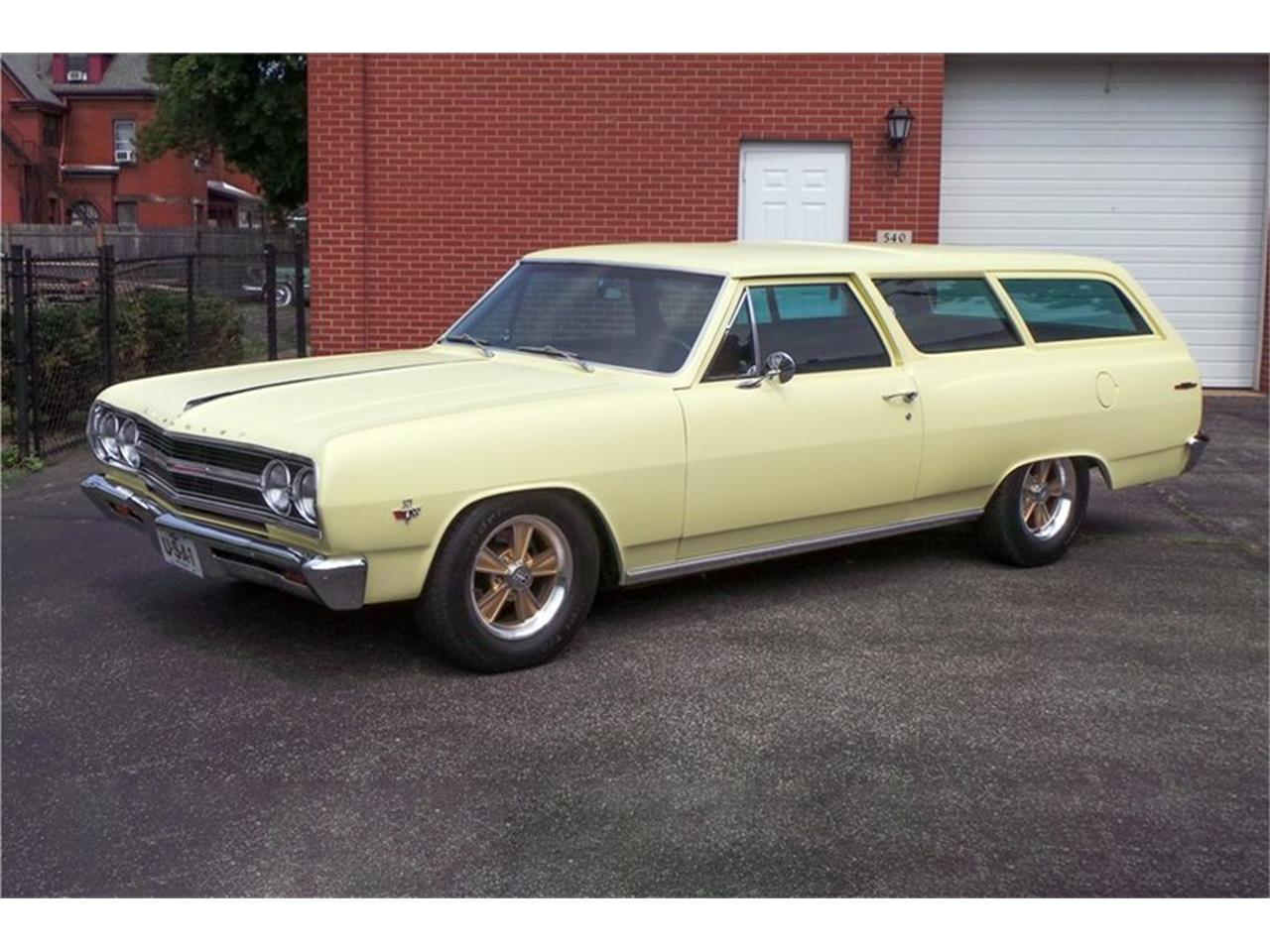 Large Picture of '65 Chevelle - PF1O