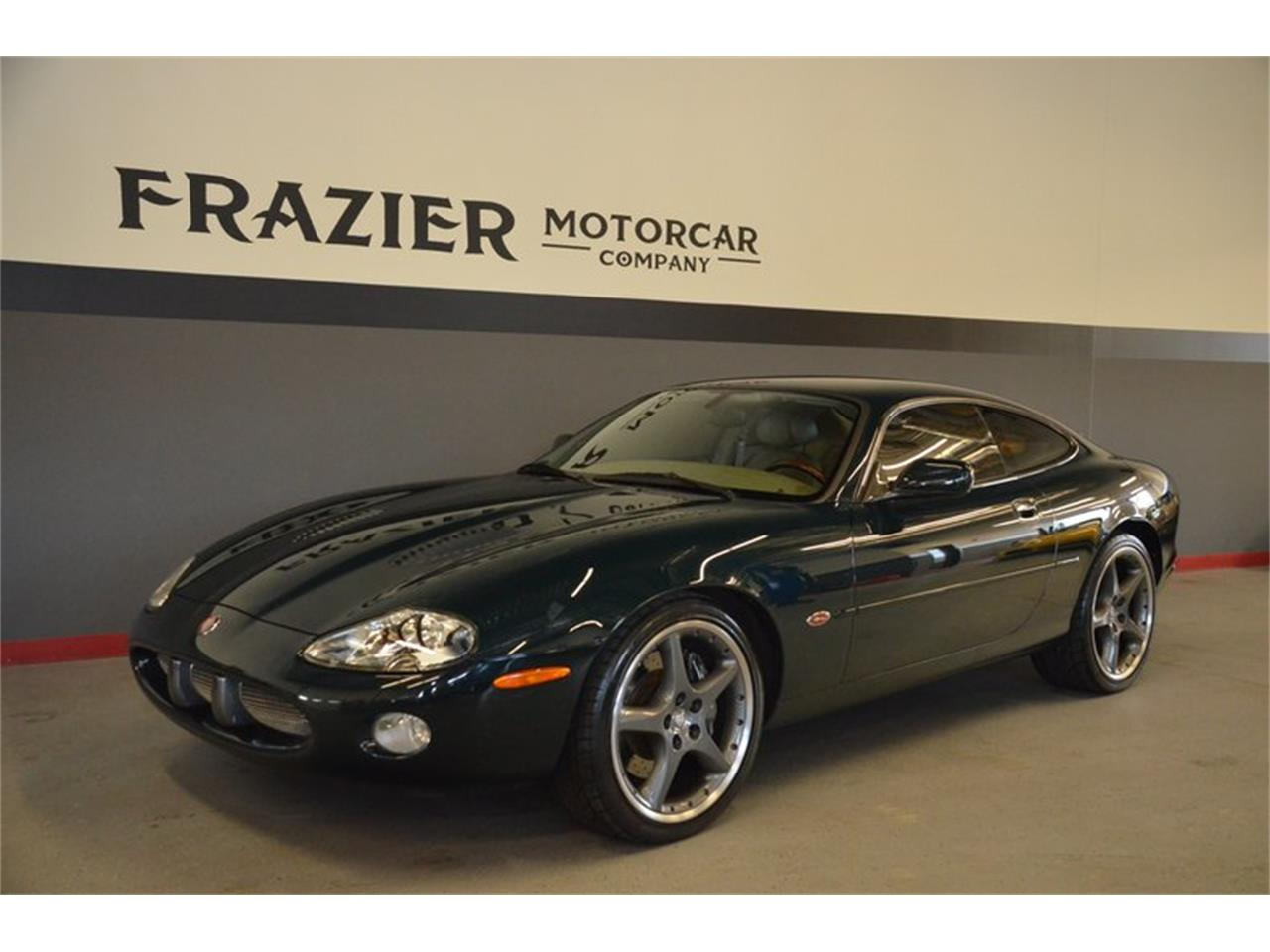 For Sale: 2001 Jaguar XKR in Lebanon, Tennessee