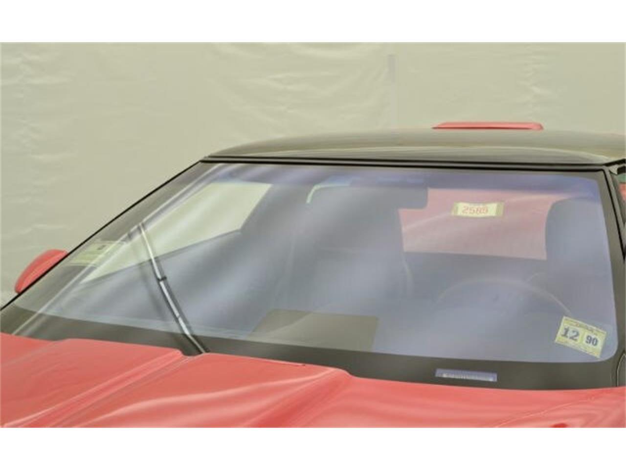 Large Picture of '90 Corvette - PF1U
