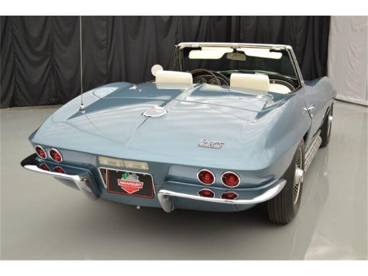 Large Picture of '67 Corvette - PF1W