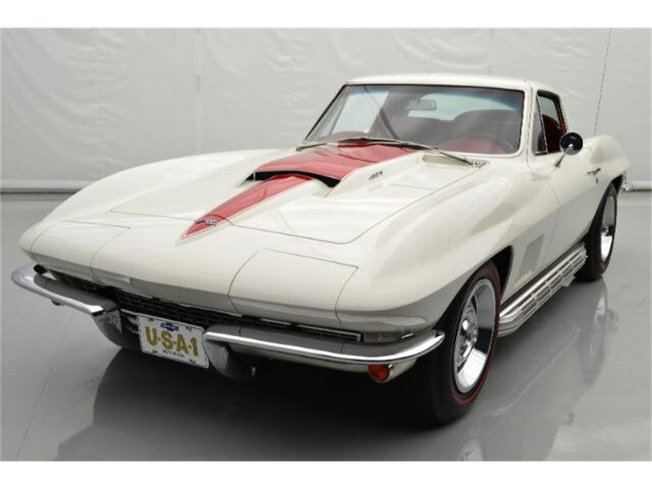 Large Picture of '67 Corvette - PF1X