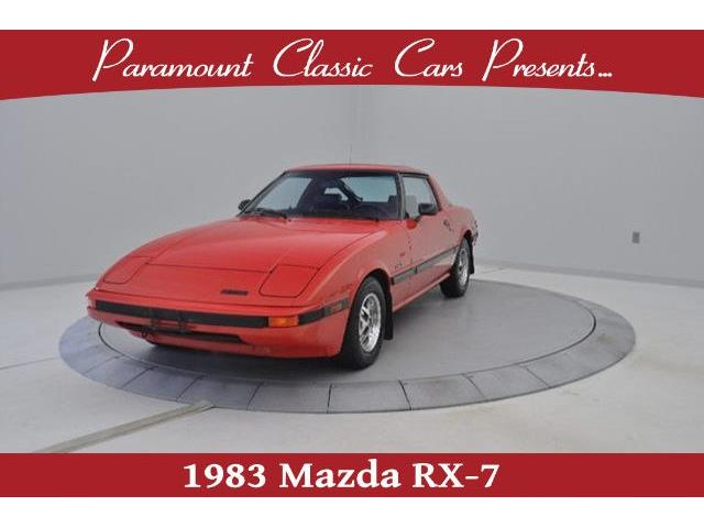 Picture of '83 RX-7 located in Hickory North Carolina - PF25