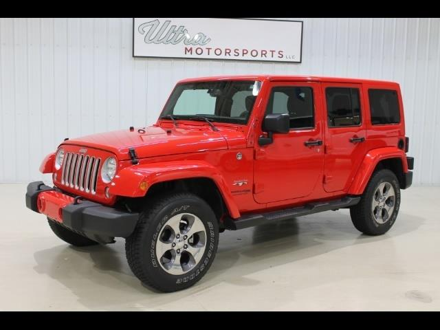 Picture of 2018 Wrangler located in Indiana - $31,500.00 Offered by  - PF2J