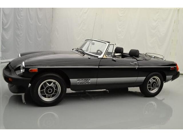 Picture of '80 MGB - PF2L