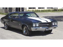 Picture of Classic 1970 Chevrolet Chevelle SS located in POMPANO BEACH Florida - $38,500.00 Offered by Cool Cars - PF2R