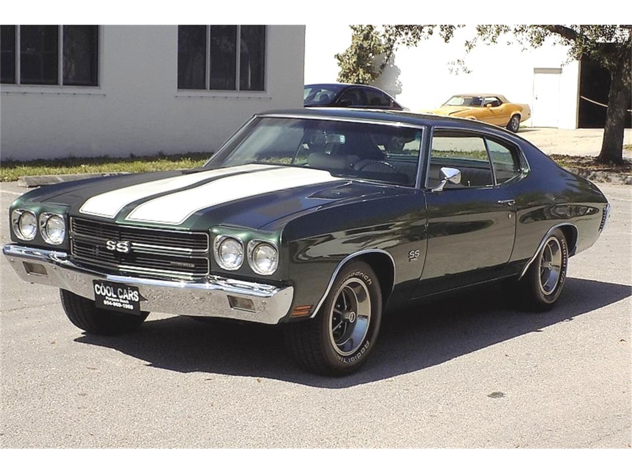 Large Picture of Classic 1970 Chevelle SS - $38,500.00 Offered by Cool Cars - PF2R