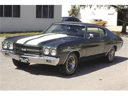 Picture of Classic 1970 Chevrolet Chevelle SS located in Florida - PF2R
