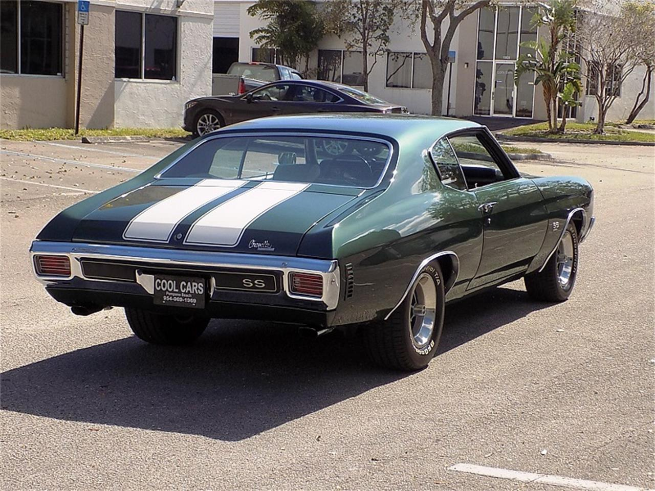 Large Picture of '70 Chevrolet Chevelle SS located in Florida - $38,500.00 - PF2R
