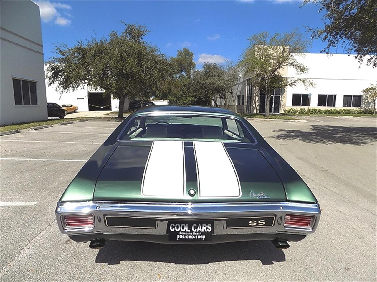 Large Picture of Classic 1970 Chevrolet Chevelle SS located in Florida - $38,500.00 Offered by Cool Cars - PF2R