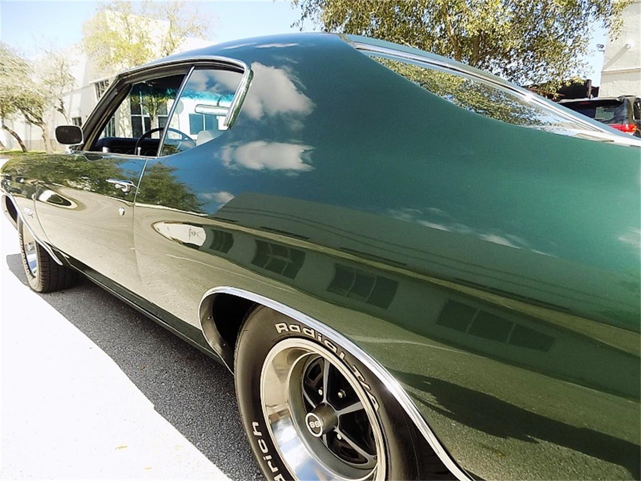 Large Picture of '70 Chevrolet Chevelle SS located in POMPANO BEACH Florida Offered by Cool Cars - PF2R