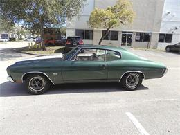 Picture of Classic 1970 Chevrolet Chevelle SS located in Florida - $38,500.00 - PF2R