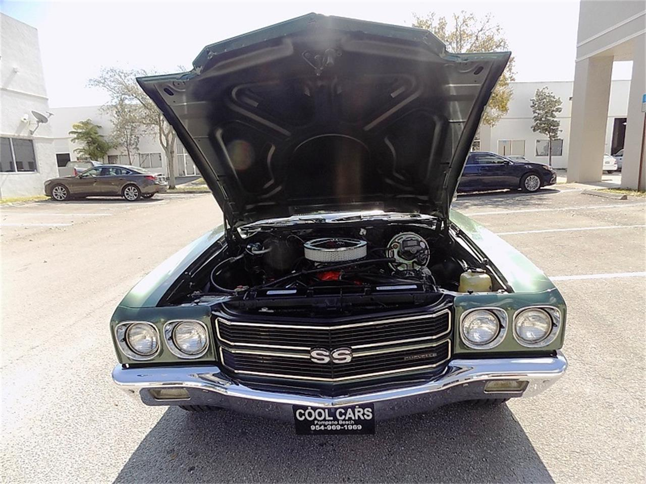 Large Picture of Classic 1970 Chevelle SS located in POMPANO BEACH Florida - PF2R