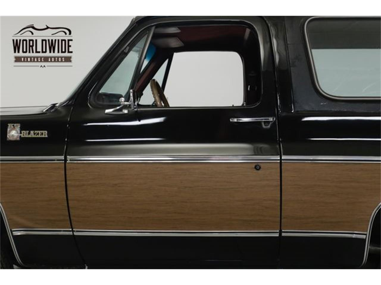 Large Picture of '79 Blazer - PAYB