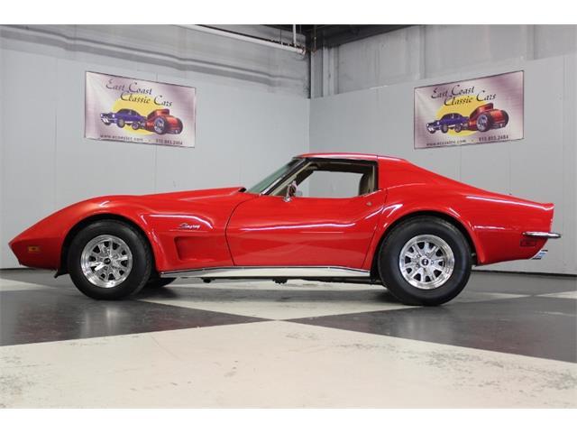 Picture of Classic '73 Chevrolet Corvette located in Lillington North Carolina Offered by  - PF33