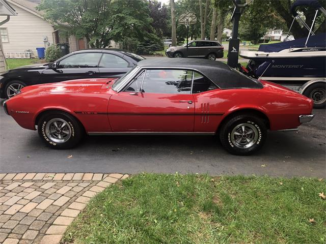 Picture of Classic 1967 Pontiac Firebird located in New Jersey - $32,000.00 Offered by a Private Seller - PF35