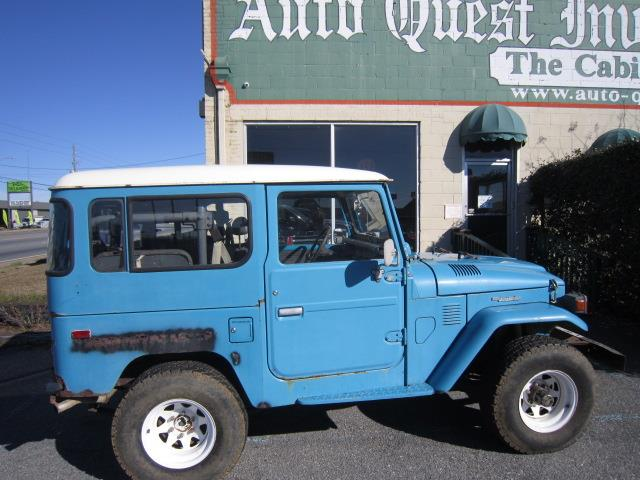 Picture of 1980 Land Cruiser FJ - $7,995.00 Offered by  - PF3A