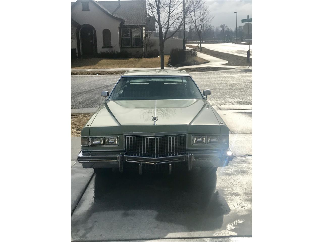 Large Picture of '75 Coupe DeVille - PF3B