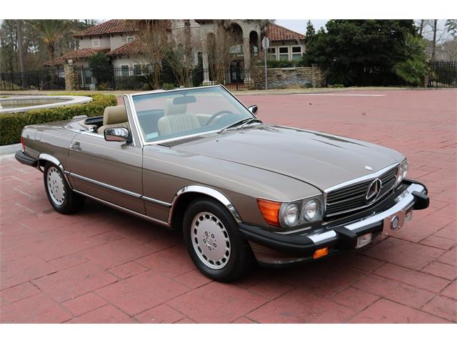 Picture of 1989 560SL Offered by  - PF3D