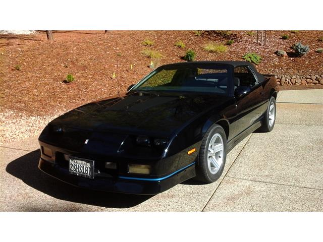 Picture of '90 Camaro IROC Z28 - PF3E