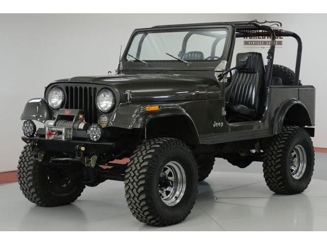 Picture of '86 Jeep CJ7 located in Colorado Offered by  - PF3P