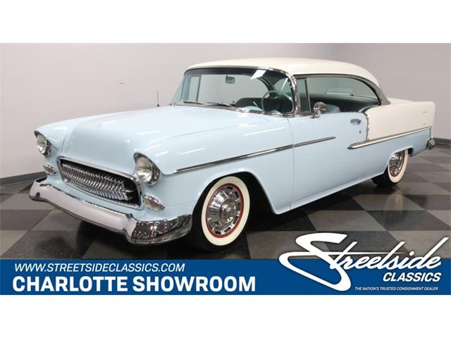 Picture of Classic 1955 Chevrolet Bel Air located in North Carolina - $49,995.00 Offered by  - PF3U