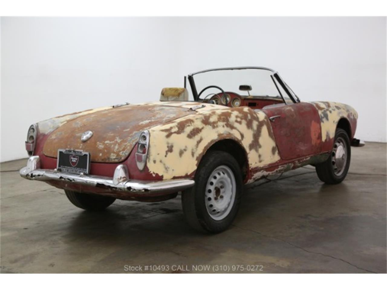 Large Picture of '63 Giulietta Spider located in California - PF4C
