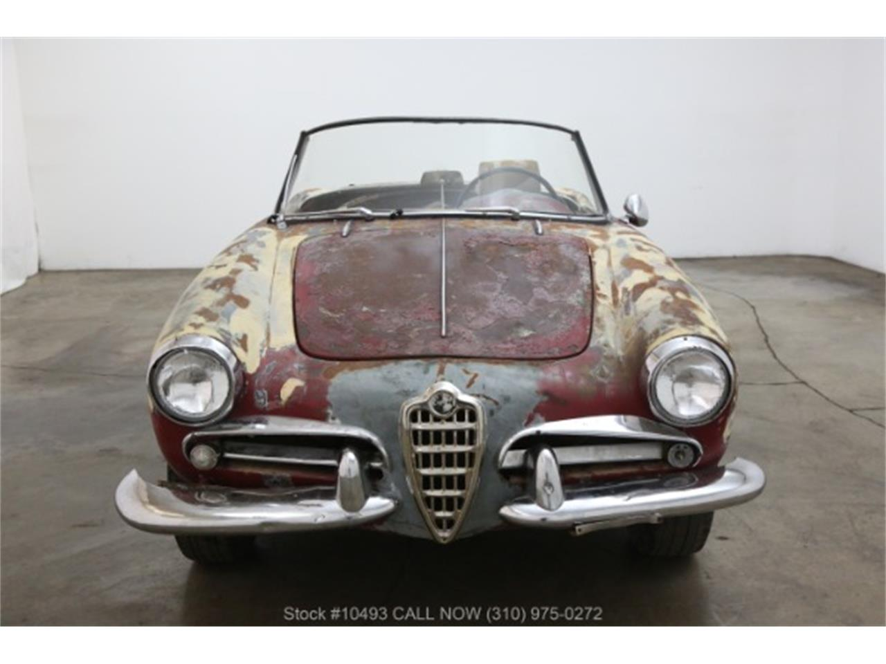 Large Picture of 1963 Giulietta Spider - $16,750.00 - PF4C