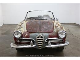 Picture of Classic 1963 Alfa Romeo Giulietta Spider located in Beverly Hills California - $16,750.00 Offered by Beverly Hills Car Club - PF4C