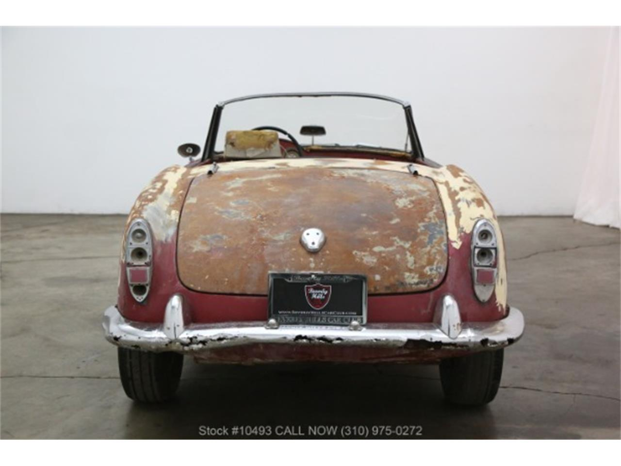 Large Picture of '63 Giulietta Spider - PF4C