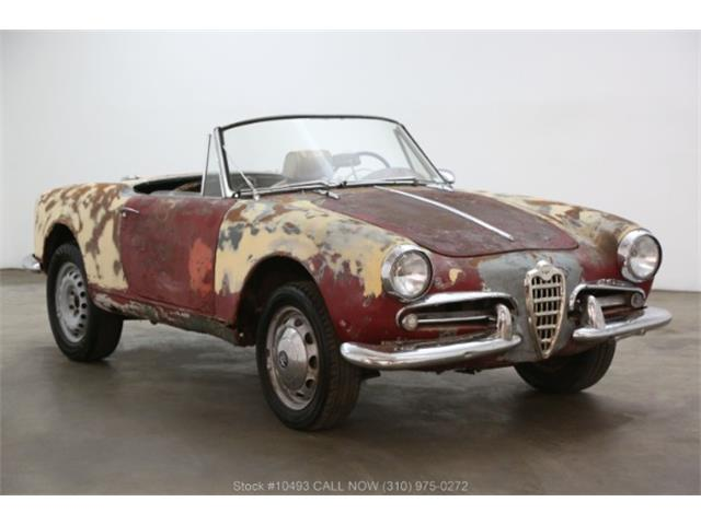 Picture of 1963 Alfa Romeo Giulietta Spider - $16,750.00 Offered by  - PF4C