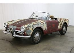 Picture of Classic 1963 Alfa Romeo Giulietta Spider located in Beverly Hills California Offered by Beverly Hills Car Club - PF4C