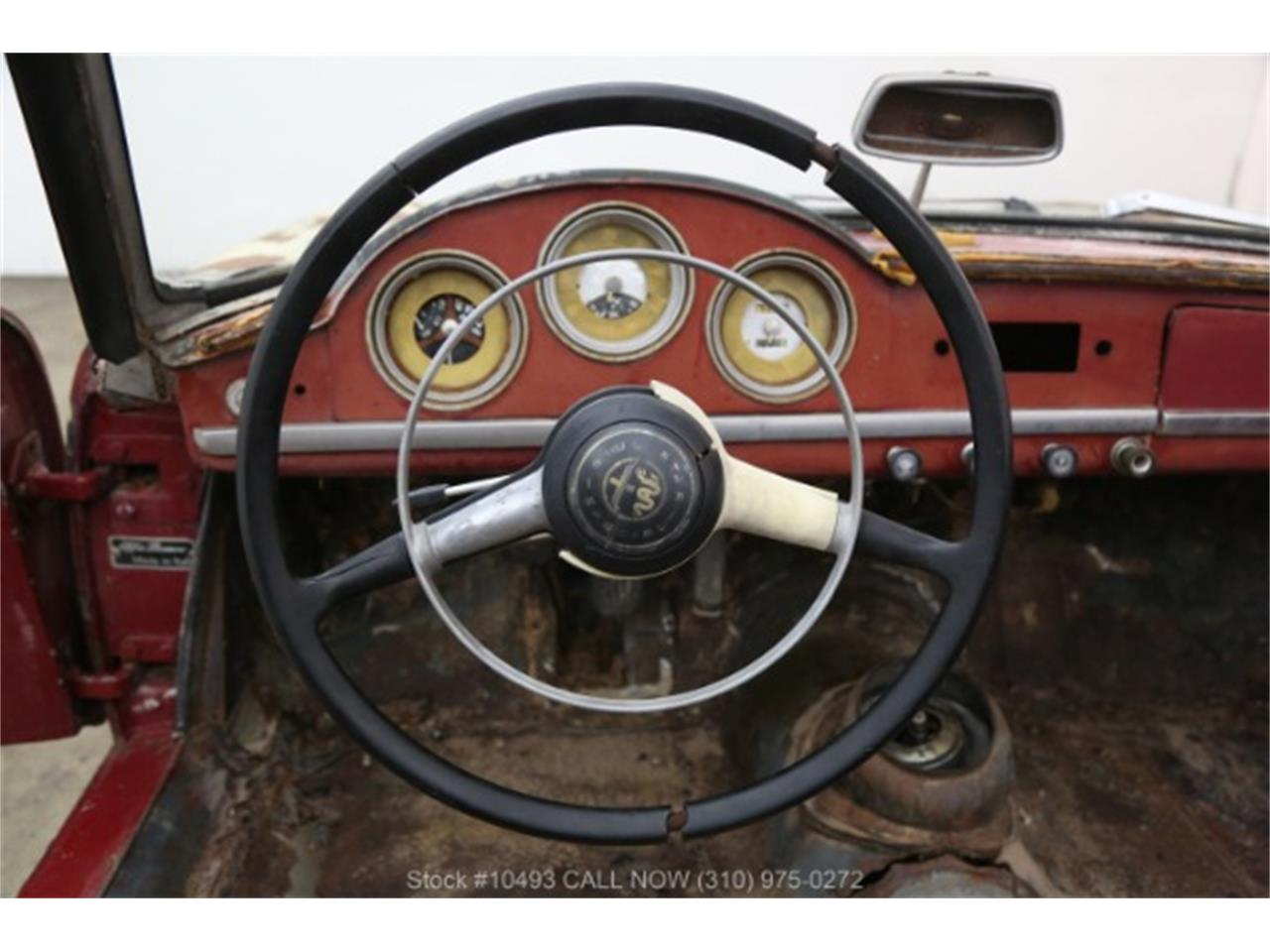 Large Picture of Classic '63 Giulietta Spider located in California Offered by Beverly Hills Car Club - PF4C