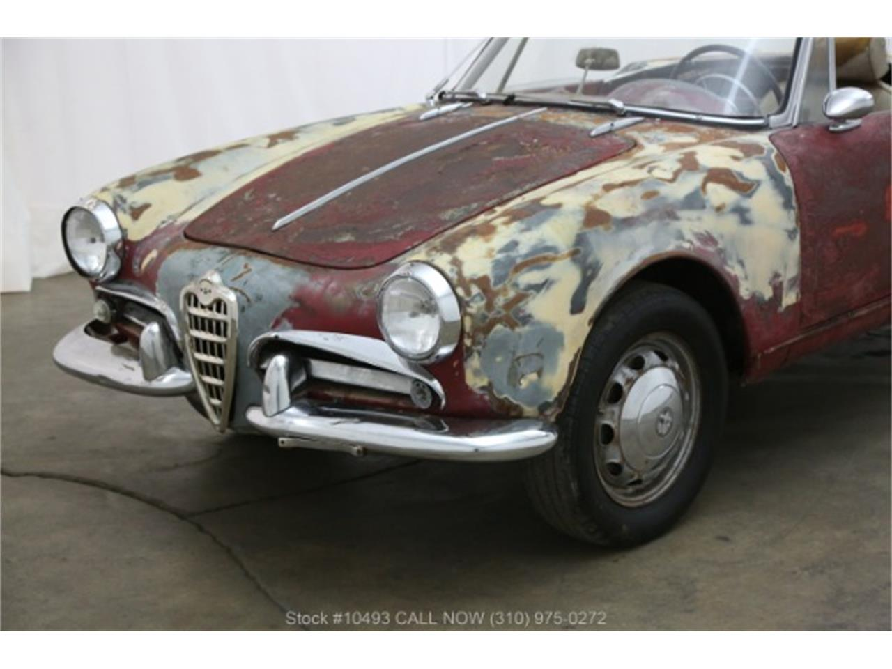 Large Picture of '63 Giulietta Spider located in Beverly Hills California - $16,750.00 - PF4C